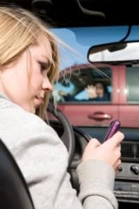 California Distracted Driving